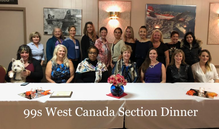 West Canada Section AGM