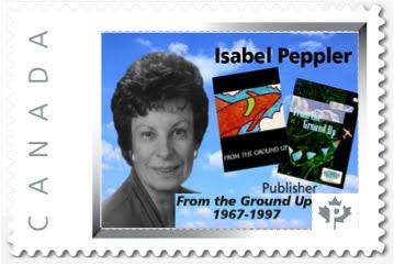 Isabel Peppler Stamp
